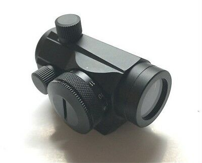NEW!! Field sport 4MOA Red Dot Sight Low Profile Micro Weaver Picatinny Mount