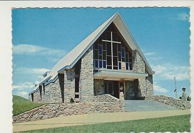 St Columcille Catholic Church Jindabyne Nsw Nucolorvue Postcard