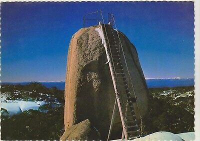 The Monolith Mt Buffalo Victoria Nucolorvue Postcard