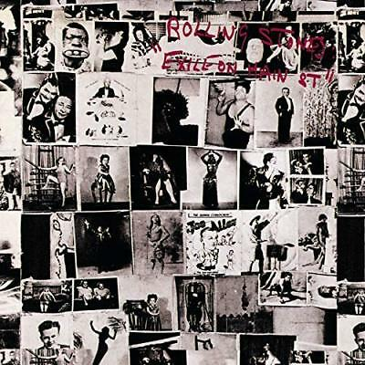 Exile On Main Street by The Rolling Stones (CD, May-2010, UMe) *NEW* *FREE Ship*