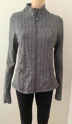 Lululemon For Me Jacket In Ziggy Wee October Angel Wing Size Can 10 Aus 14