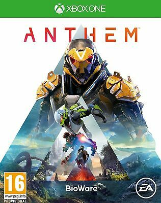 Anthem (Xbox One) IN STOCK NOW Brand New & Sealed UK PAL Free UK P&P