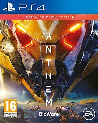 Anthem Legion Of Dawn Edition (PS4) IN STOCK NOW Brand New UK PAL