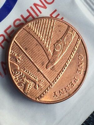 1p Wallpaper Image Penny Collection Free No Reserve Picture Coin One Pence A33hn