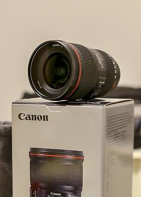 **Canon EF 16-35mm f/4L IS USM Lens - *Brand New!*