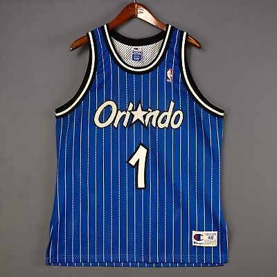 100% Authentisch Penny Hardaway Vintage Champion Magic Trikot Herren Size 48 XL