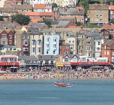 Holiday Rental Cottage Scarborough 7 nights 17/05/2019 - Deposit & Balance