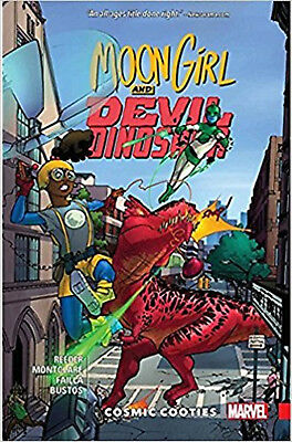 Moon Girl and Devil Dinosaur Vol. 2: Cosmic Cooties, Montclare, Brandon, Failla,