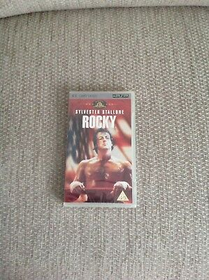 ** Rocky ** Psp ** Umd ** New And Sealed **