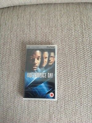 Independence Day -*- Psp -*- Umd -*- New And Sealed -*-