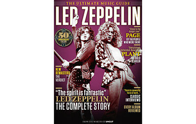LED ZEPPELIN  Uncut Ultimate Music Guide 146 Pages (2018) (NO BARCODE)