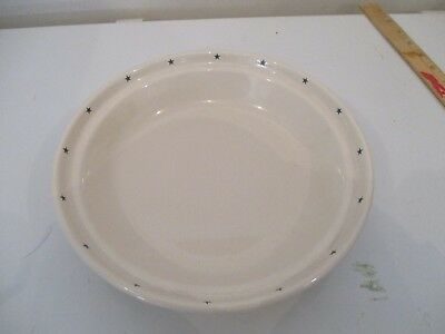 Longaberger All American Pie Plate