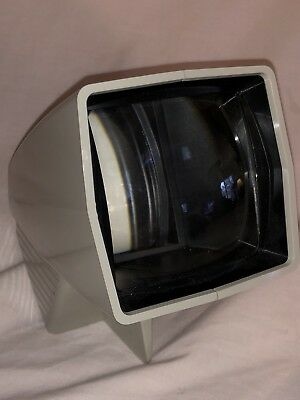 Vintage Sears Lighted Slide Viewer Battery Operated For All 2X2 Slides
