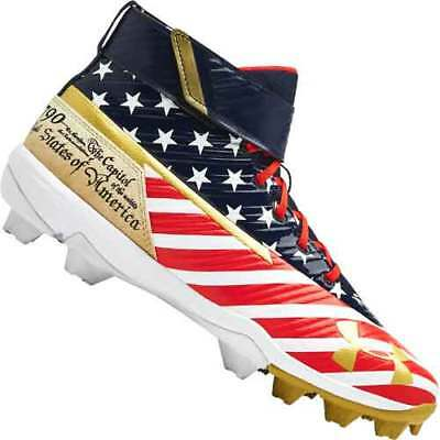 best sneakers 3defa cb263 Under Armour Harper 3, Youth Boys Baseball Cleats Shoes, USA, 3021488-600