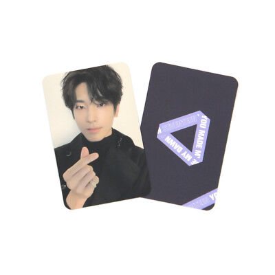 [SEVENTEEN]You Made My Dawn Official Photocard/Before Dawn Ver./B-WONWOO