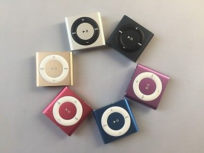 NEW Apple OEM iPod Shuffle DISPLAY//DEMO Unit A1373 NON-WORKING Silver 4th Gen