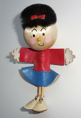 1960s Vintage FLORENCE From The MAGIC ROUNDABOUT Unusual DOLL Figurine!