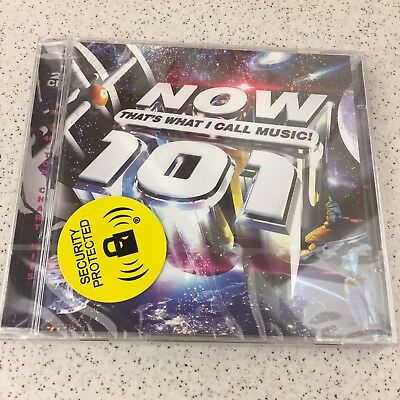 Now Thats What I Call Muisc 101 2xCD - £9