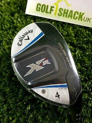 LADIES CALLAWAY XR16 #5 HYBRID 27°/ LADIES BASSARA SHAFT CAHLAD030