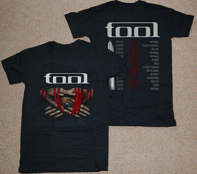TOOL Band - Tour 2019 Shirt T-shirt Concert Size S - 5XL