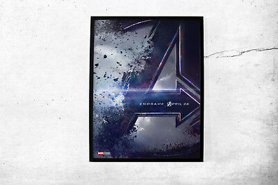 The Avengers Endgame Movie Poster Marvel Maxi Prints 2019 Infinity War 2 -1635