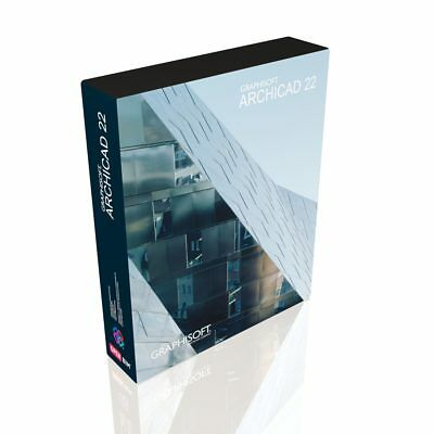 ARCHICAD 22 macOS ONLY, GRAPHICS & ARCHITECT -CAD/BIM/AEC SOFTWARE (DOWNLOAD)