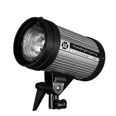 Strobe Flash SL200 Monolight Photography Photo Studio 200 W/S Jensen Best