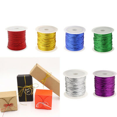 Gift Packing Ribbons Craft Binding Wires Flags Hangings Ribbon Home Decors