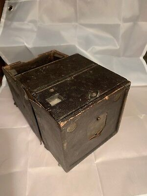 Adams Plate Camera - Possibly Detective - Incomplete