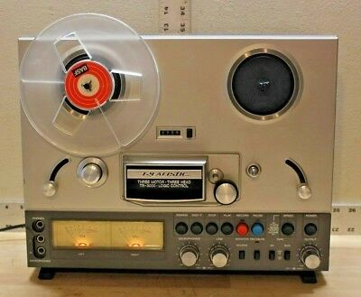 Vintage Realisitic TR-3000 (TEAC X-3) Stereo Reel to Reel Recorder Model 14-700