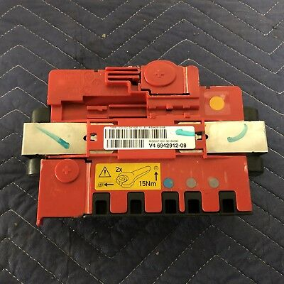 Bmw Oem E90 E92 328 335 Front Under Hood Fuse Box Relay Power Distribution