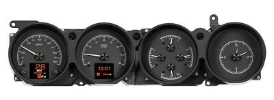 Dakota Digital 70-74 Challenger Cuda Rallye Dash Analog Gauge Kit HDX-70D-CLG-K