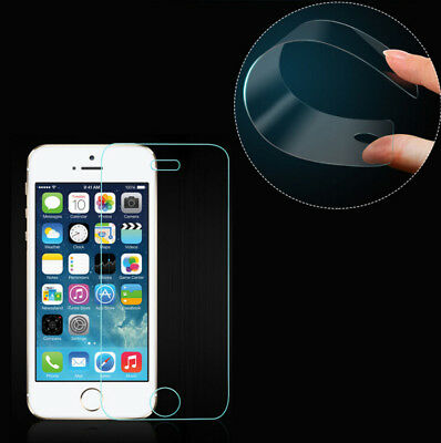 Tempered Glass For iPhone 7 6 5 S Anti-Scratch Screen 2016 Protector Film