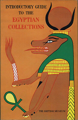 Introductory Guide to the Egyptian Collections in the British Museum (paperback,
