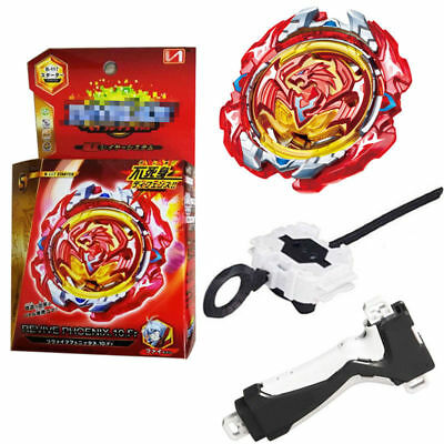 Beyblade Burst B-117 REVIVE PHOENIX.10Fr Starter w/ Launcher + Grip Burst Top