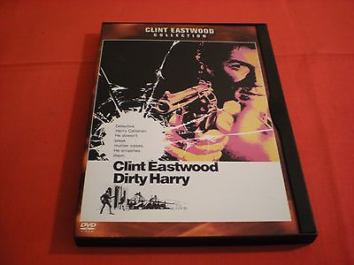 Dirty Harry (DVD, 2001, Clint Eastwood Collection)