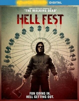 Hell Fest (2018) (Digital Only) No Dvd or Blu-Ray