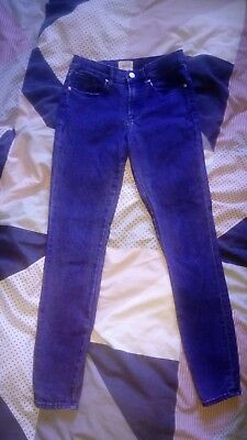 Girls sz 10 Seed Heritage skinny jeans as new