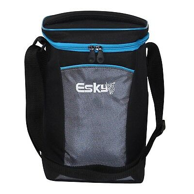 Esky Wine Champagne Bottle Chiller Cooler Insulated Bag Includes Ice Gel Pack