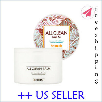 HEIMISH All Clean Balm 120ml (RENEW) Spa Cleanser wiht aroma oil - US SELLER