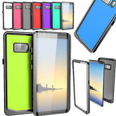 For Samsung Galaxy Note 8 Waterproof Case Full Body Protective Underwater Cover