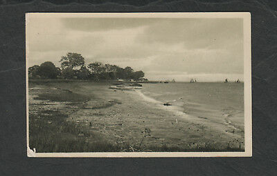 e3205)    1910 REAL PHOTO  POSTCARD XMAS GREETINGS SOMEWHERE IN SOUTH AUSTRALIA