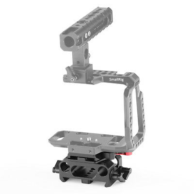 SmallRig Baseplate for BMPCC 4K (Manfrotto 501PL Compatible) Cage 2203 2254-2266