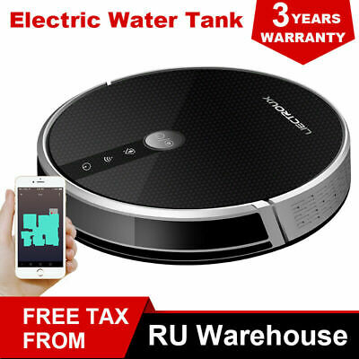 LIECTROUX Robot Vacuum Cleaner C30B,3000Pa Suction,2D Map Navigation,WiFi App