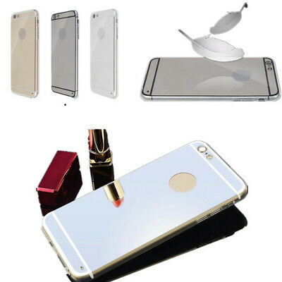 IP  7 7Plus Electroplating iP 6 Case Cover for Ultra-thin 6s Mirror 6 Plus
