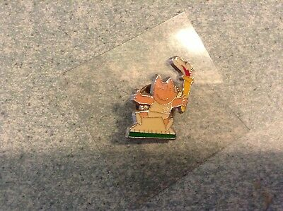 Pins de collection mascotte jeux olympique N°4