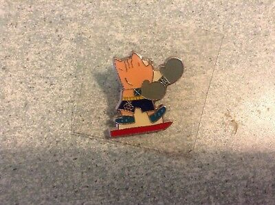 Pins de collection mascotte jeux olympique N°8