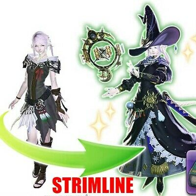 FINAL FANTASY XIV FF14 Level Boost Tales of Adventure One Astrologians Journey l