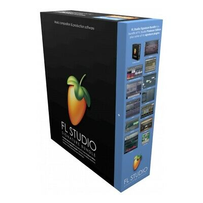 Image Line FL Studio 20 (Signature Edition) Studio-Software NEU