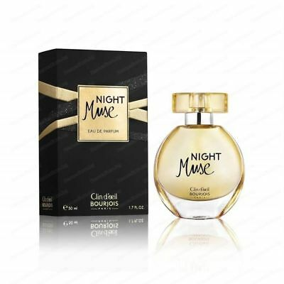 Bourjois Clin D'oeil Night Muse Eau de Parfum Fragrance for Women 50ml